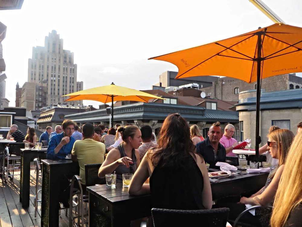 Montreal-Rooftop-Drinks