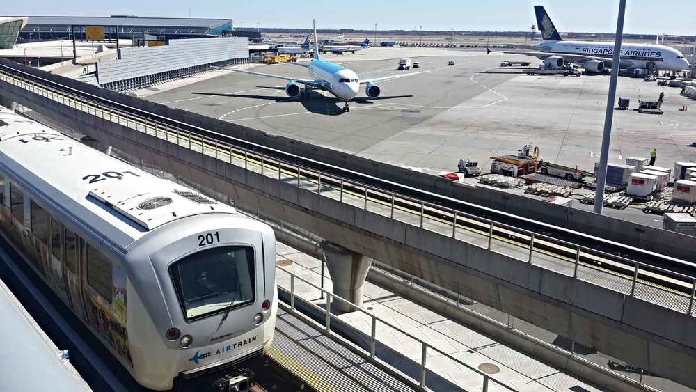 JFK-Airport-Airtrain