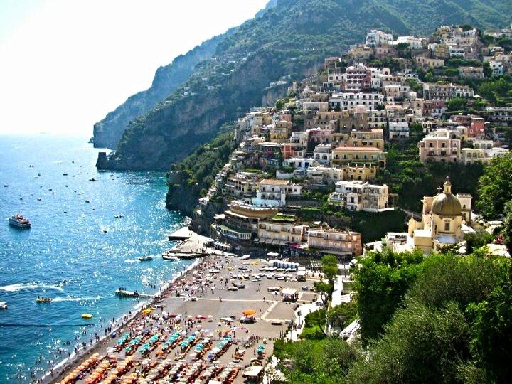 Amalfi-Coast-Italy-Positano
