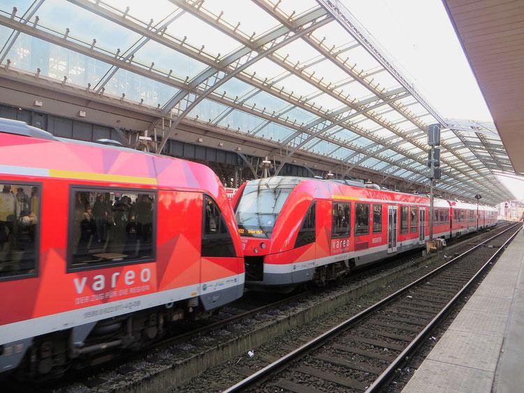 Dusseldorf-Train-Station