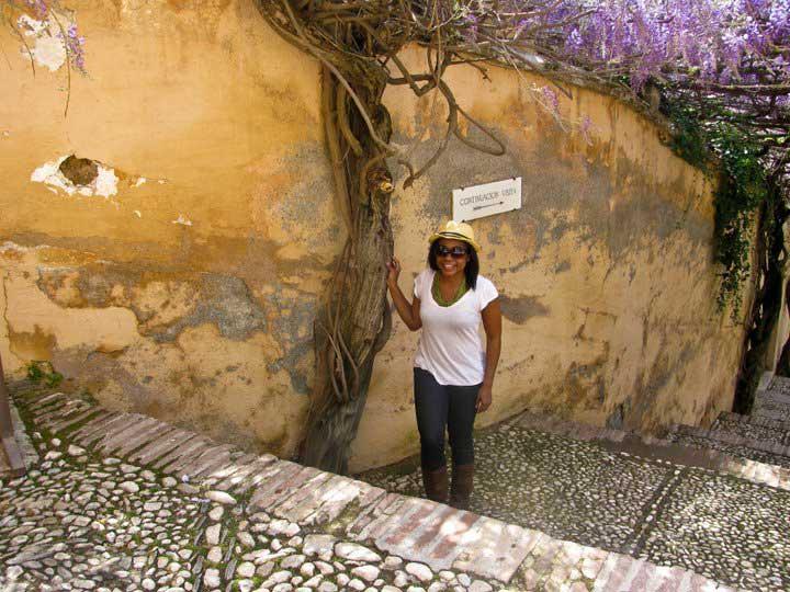 Tausha-Cowan-Alhambra-Spain