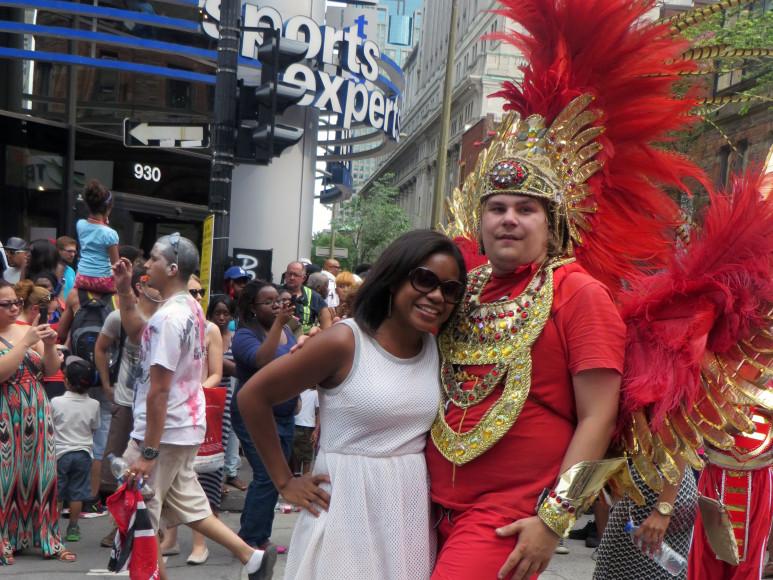 Montreal Carifiesta Caribbean Parade