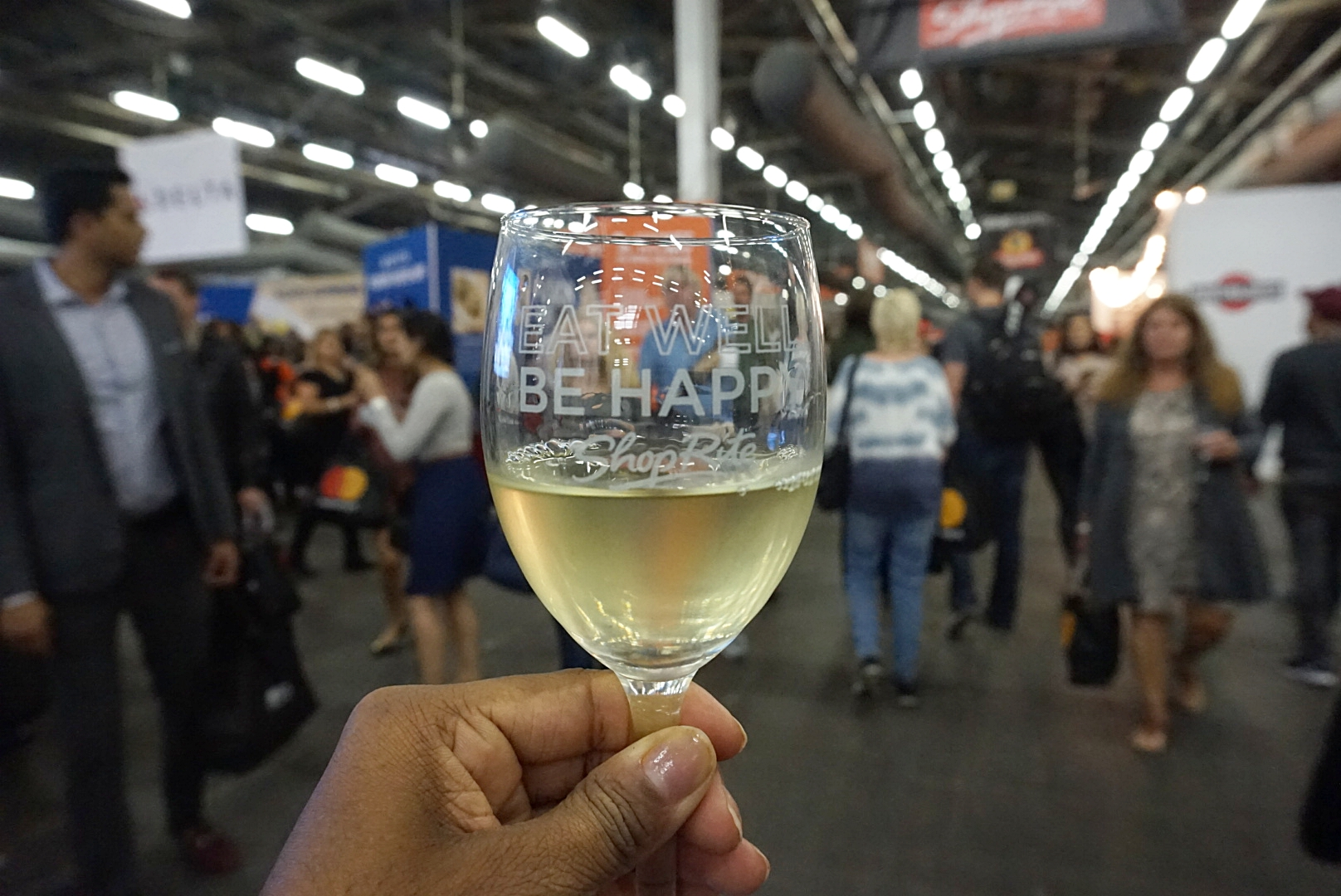 Highlights From The New York City Wine Food Festival The Globe