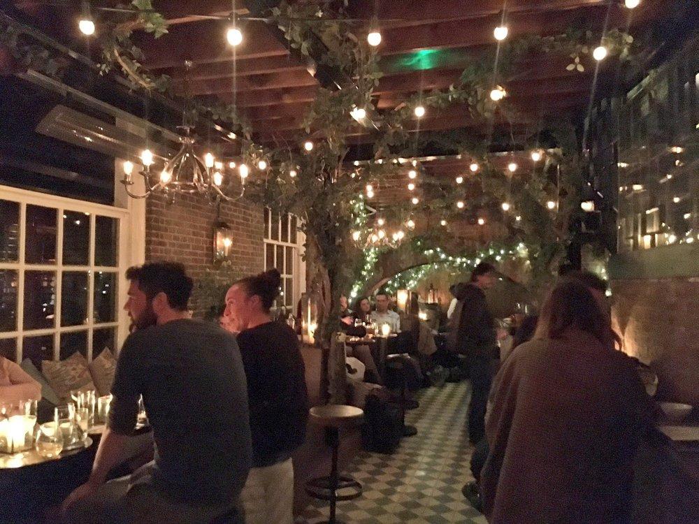 Bloomsbury Club Bar London
