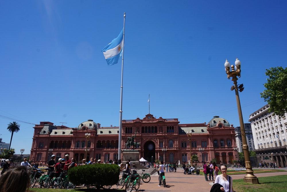 Casa Rosado Buenos Aires