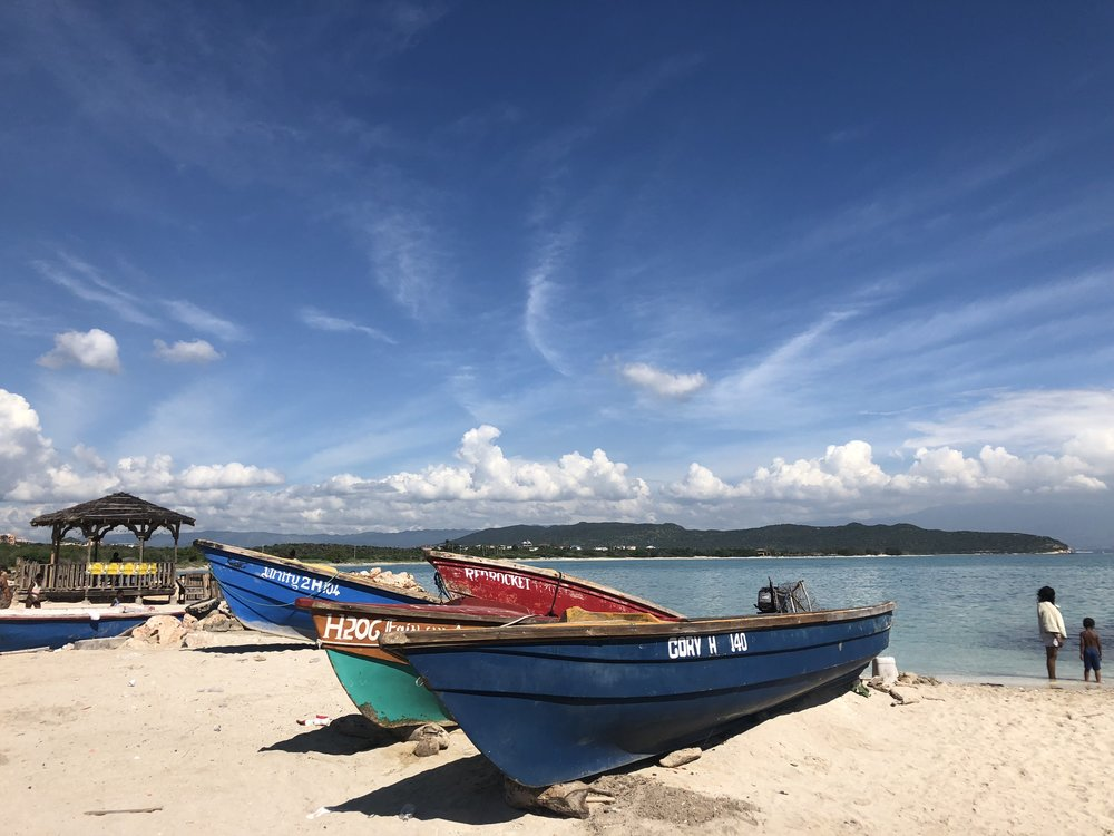 Hellshire Beach Jamaica