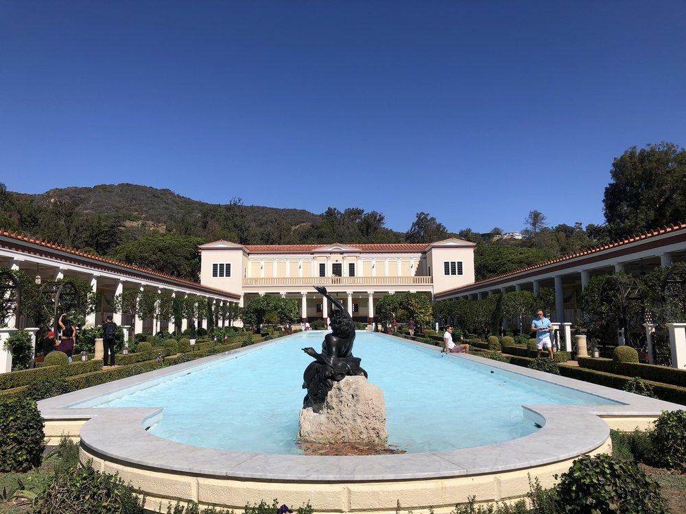 Getty Villa, California