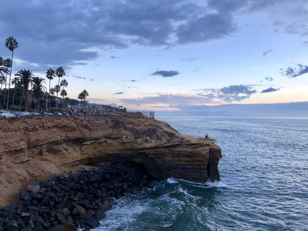Sunset Cliffs Nature Reserve