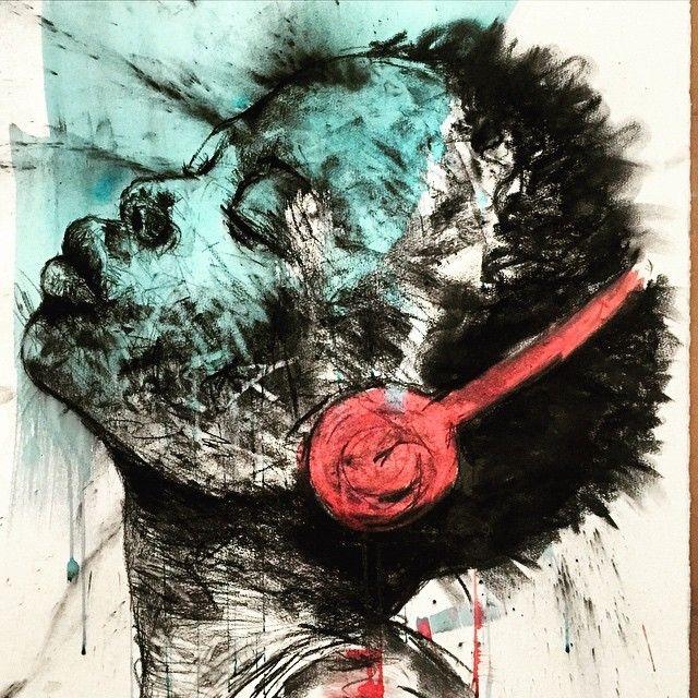 Art by Nelson Makamo