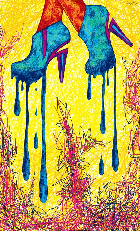 Art by Pierre Kenal Louis