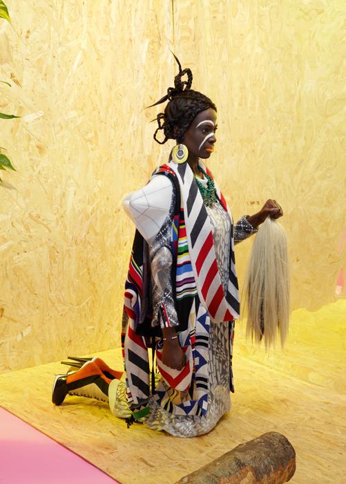 Namsa Lauba - African Queens Series