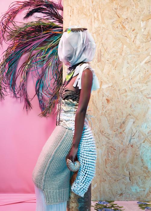 Namsa Leuba - African Queens Series