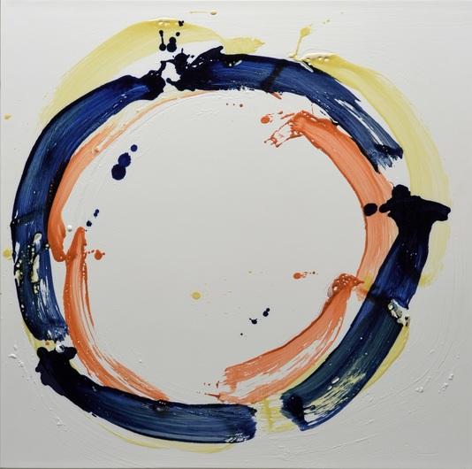 Lee Ufan: Ceramica (2017)