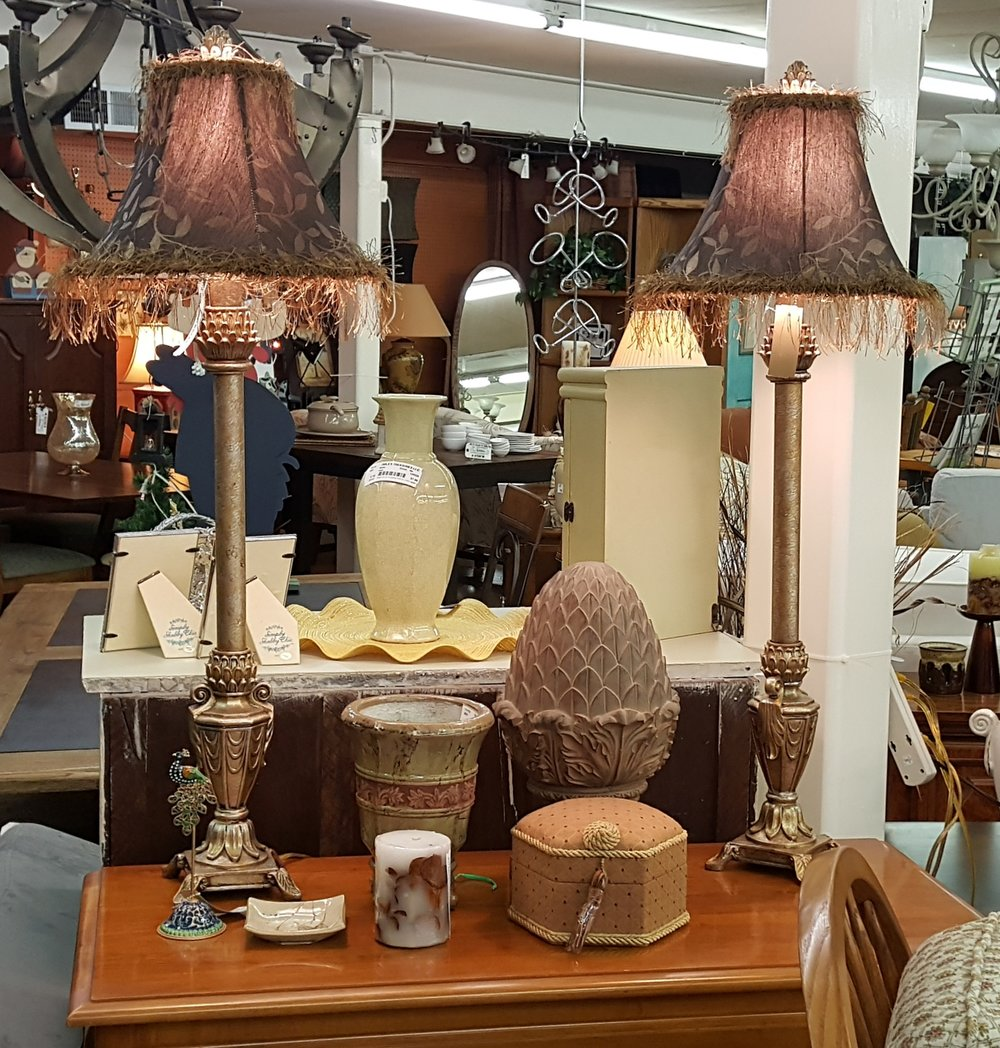Lamps to fit your style.