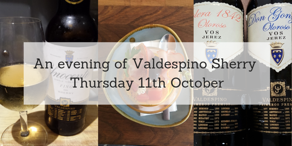 Join us on Thursday 11th of October for a fun and informative evening, for more info and to book click the image above