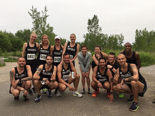 Always a highlight of the summer season!! Thanks @theblacklungs for another epic evening.  Special shout out to the PDRR ladies for taking 2nd for the 2nd year in a row!! Racing tomorrow? Team photo at 6:45 sharp. North East corner of University and Queen.  #pdrr  #alwaysontherun