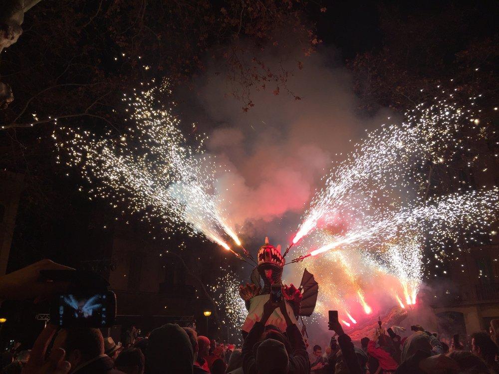 Mallorcan Festival, Barcelona