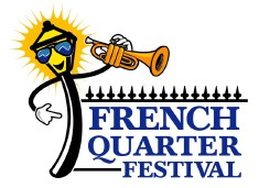 Colin returns to French Quarter Festival for three special shows!