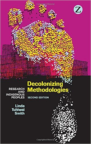 Linda Tuhiwai Smith.Decolonizing Methodologies: Research and Indigenous Peoples