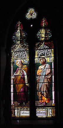Saints Matthew and Mark