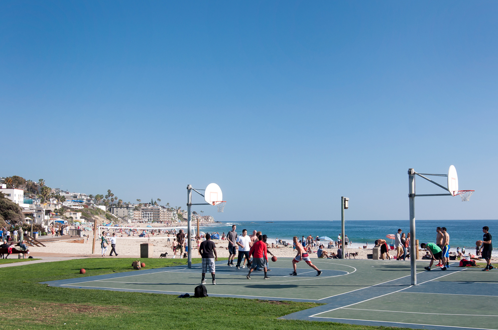 Laguna Beach Stock Photo LB0005