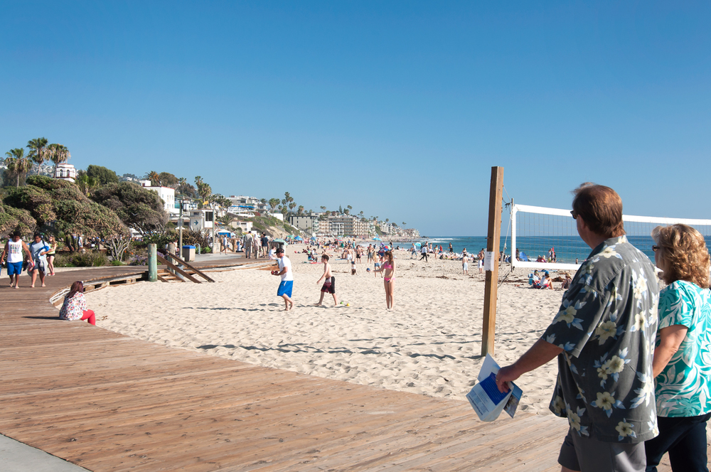 Laguna Beach Stock Photo LB0006