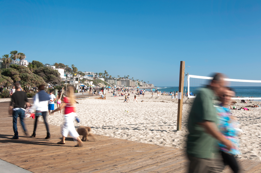 Laguna Beach Stock Photo LB0008