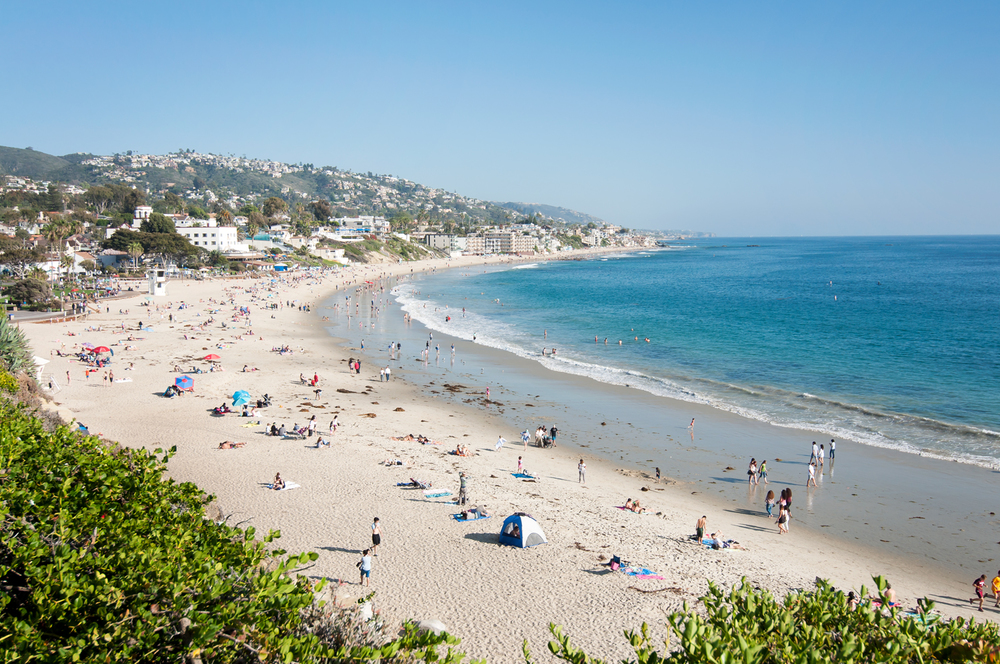 Laguna Beach Stock Photo LB0010