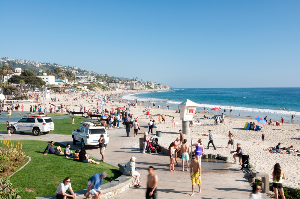 Laguna Beach Stock Photo LB0009