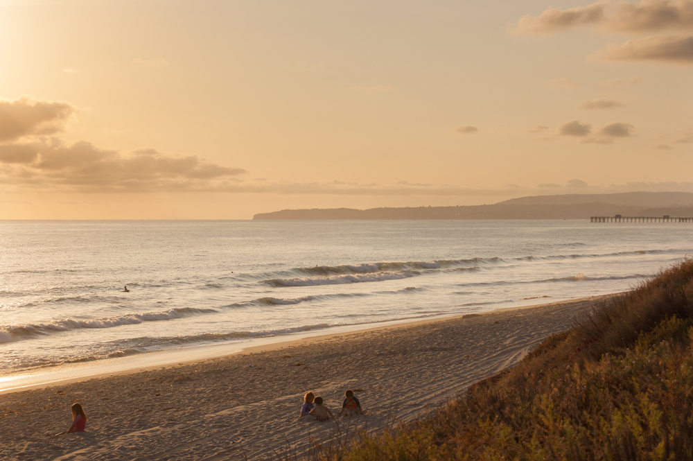 San Clemente State Park Stock Photo SC0029