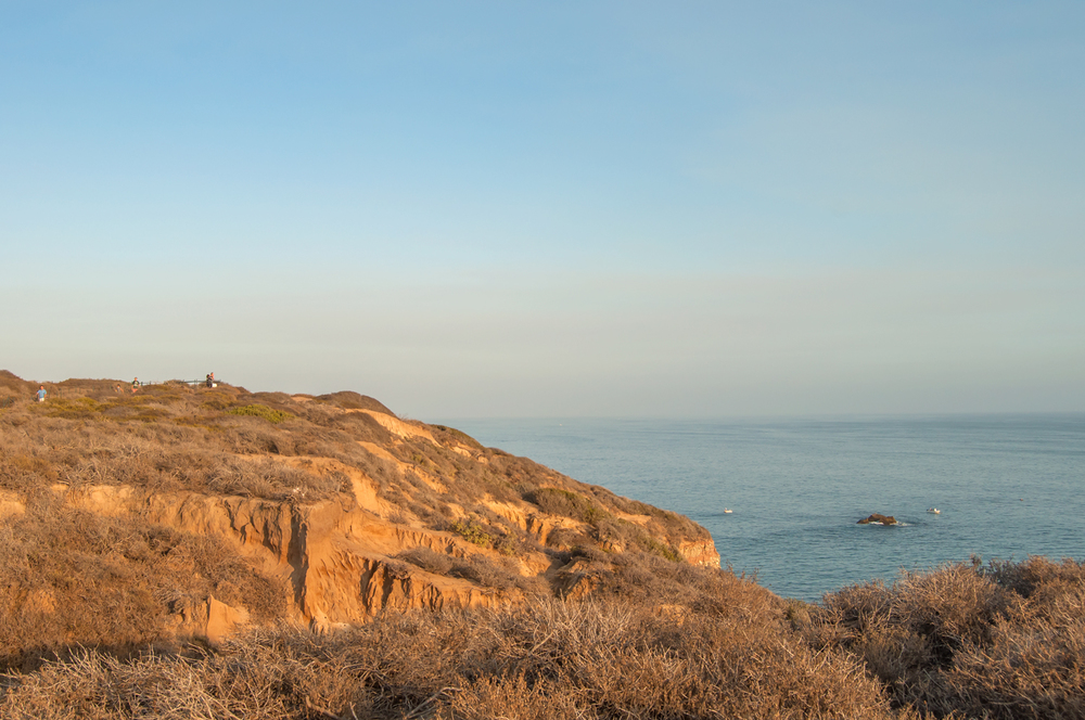Every view on the trail is just spectacular. Dana Point State Marine Conservation Area at the headlands, Dana Point, CA.