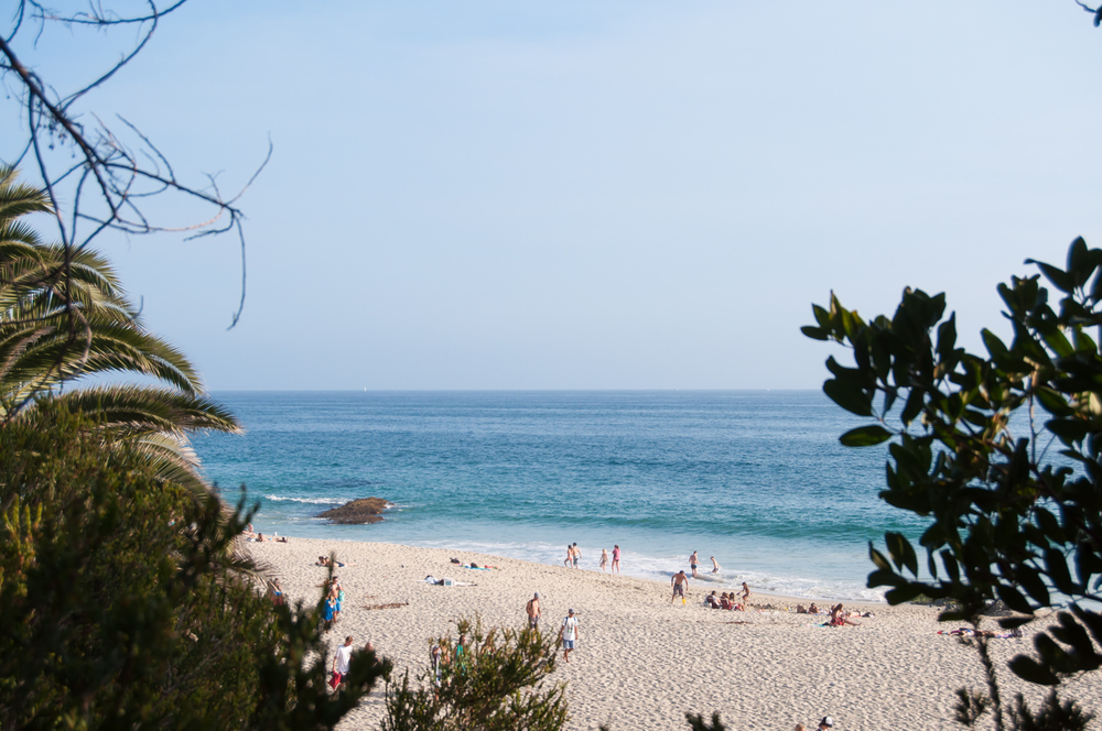Laguna Beach Stock Photo LB0018