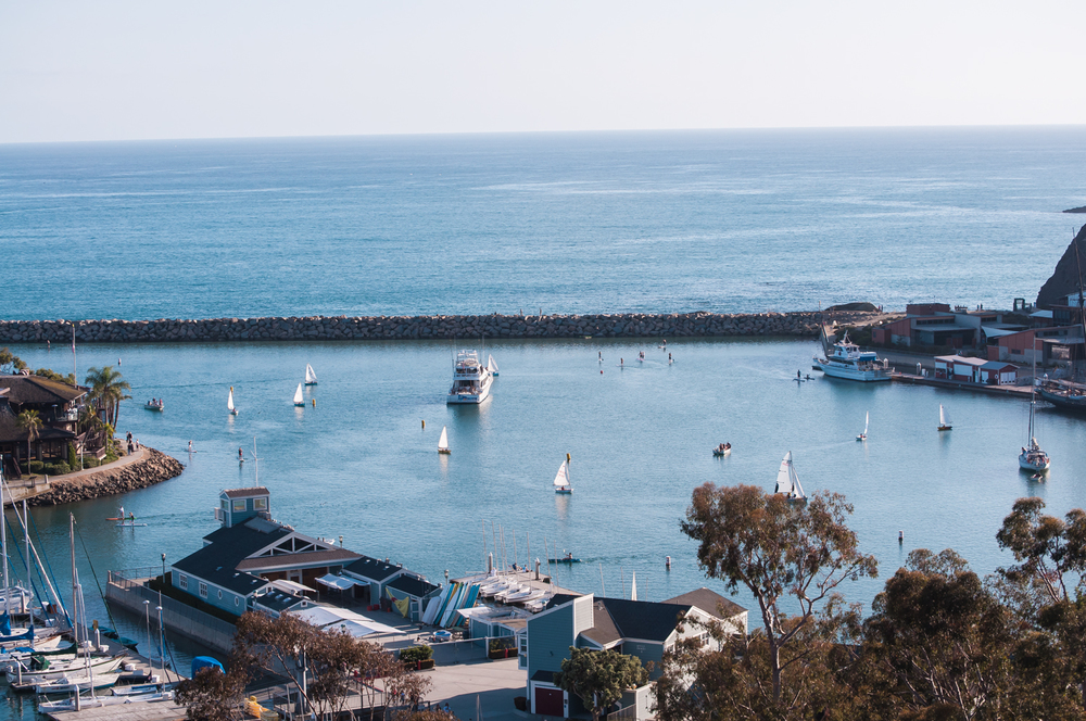 Dana Point Stock Photo DP0060