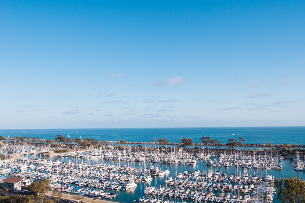 Dana Point Stock Photo DP0061