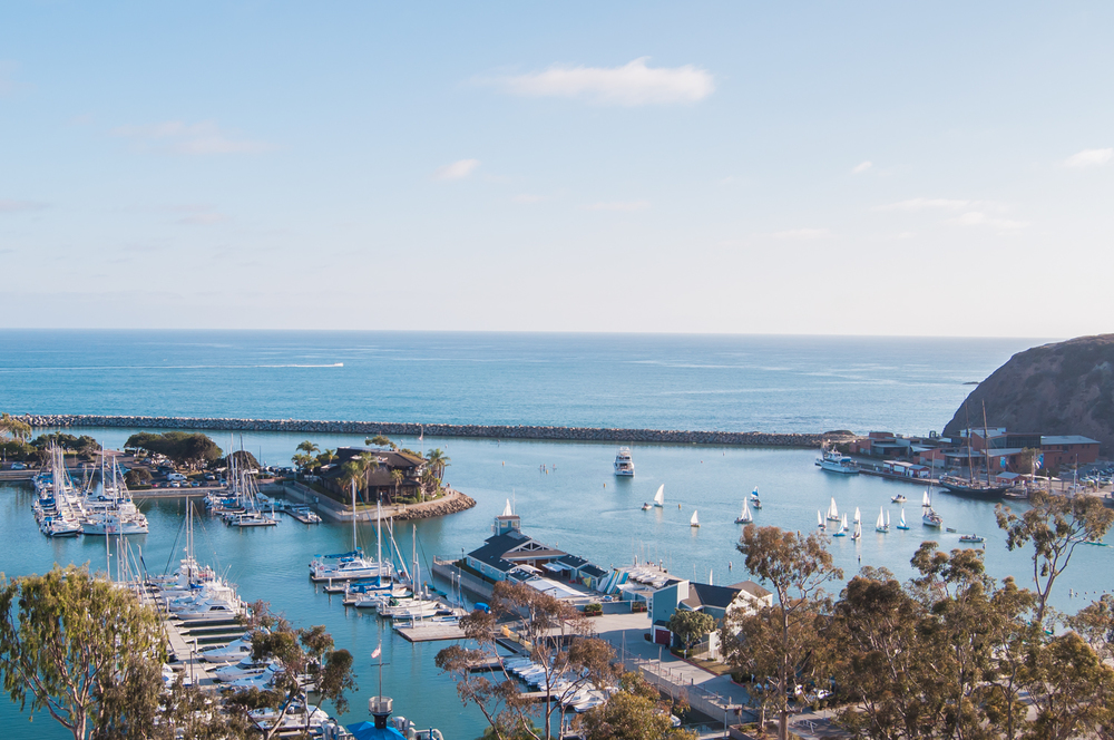 Dana Point Stock Photo DP0064