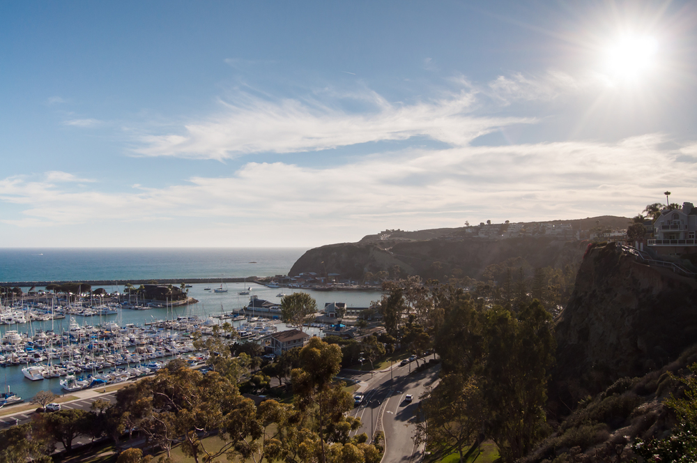 Dana Point Stock Photo DP0068