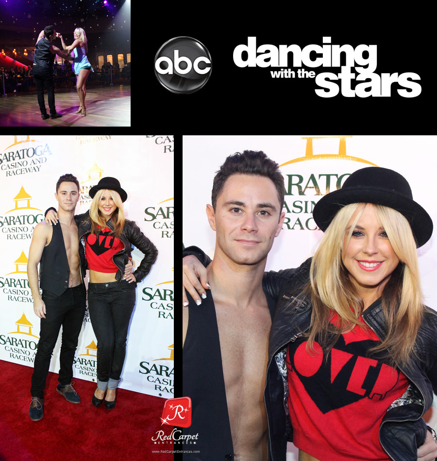 Chelsie Hightower Dancing With the Stars Red Carpet