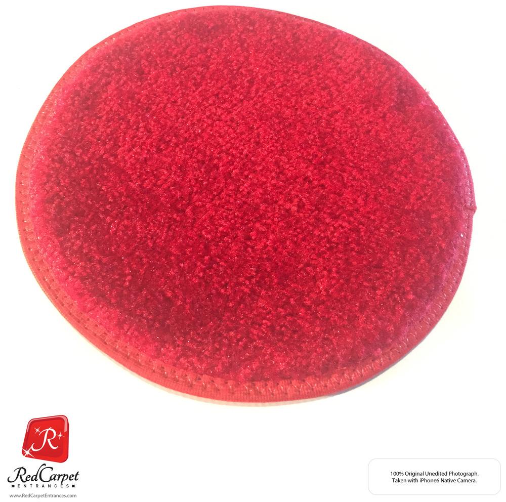 Red Event Carpet