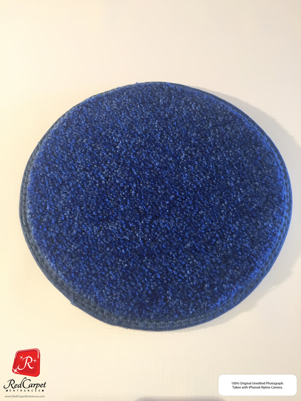 Cobalt Blue Carpet Runner