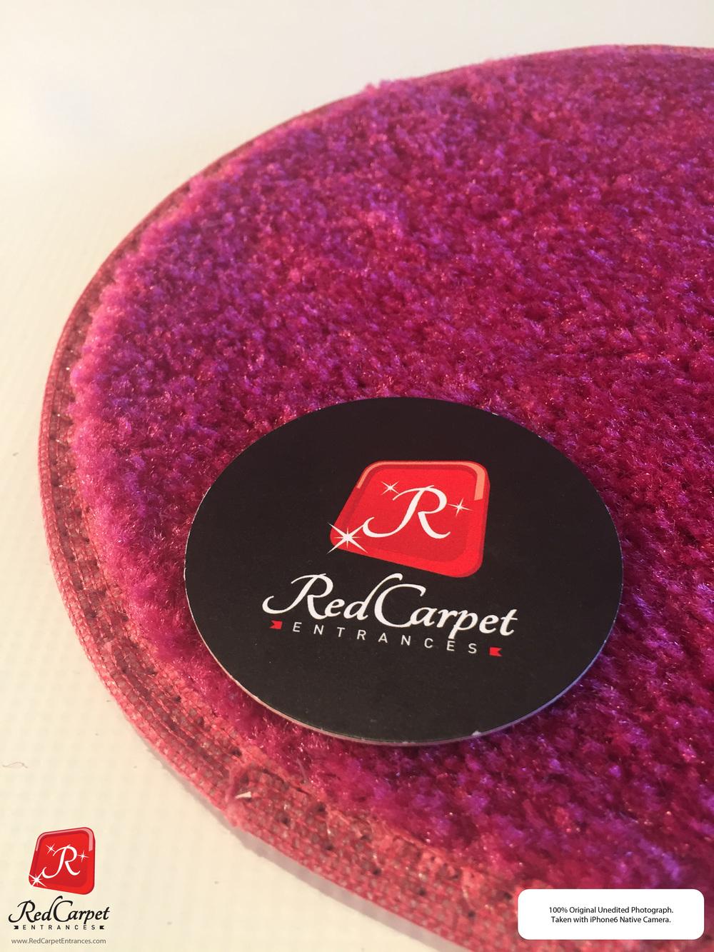 Rug Runner   Hot Pink