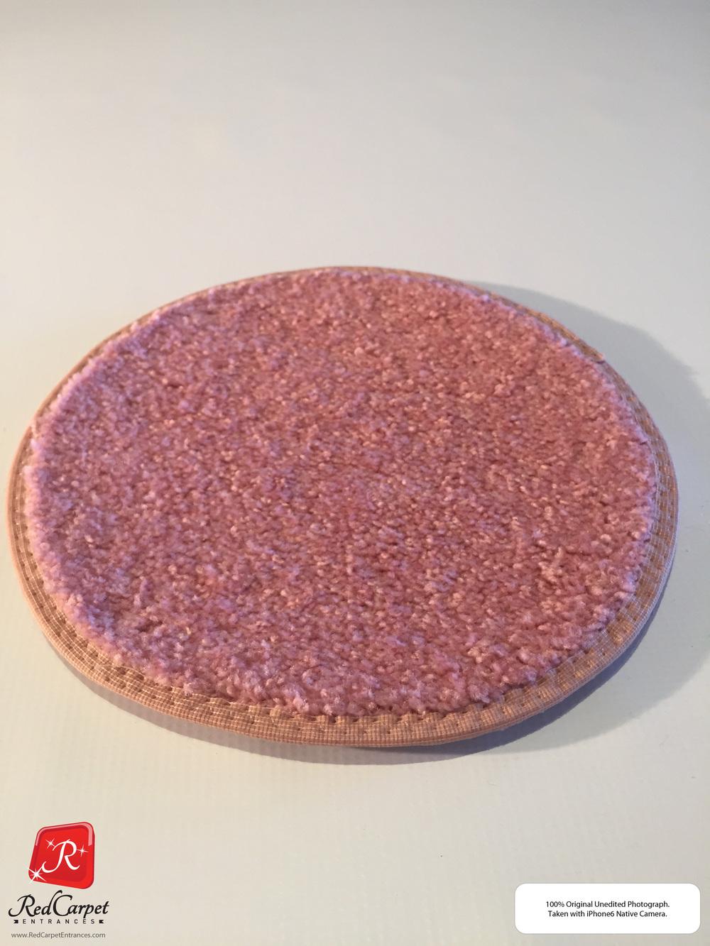 Pink Runner Rug