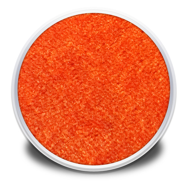 orange carpet runner