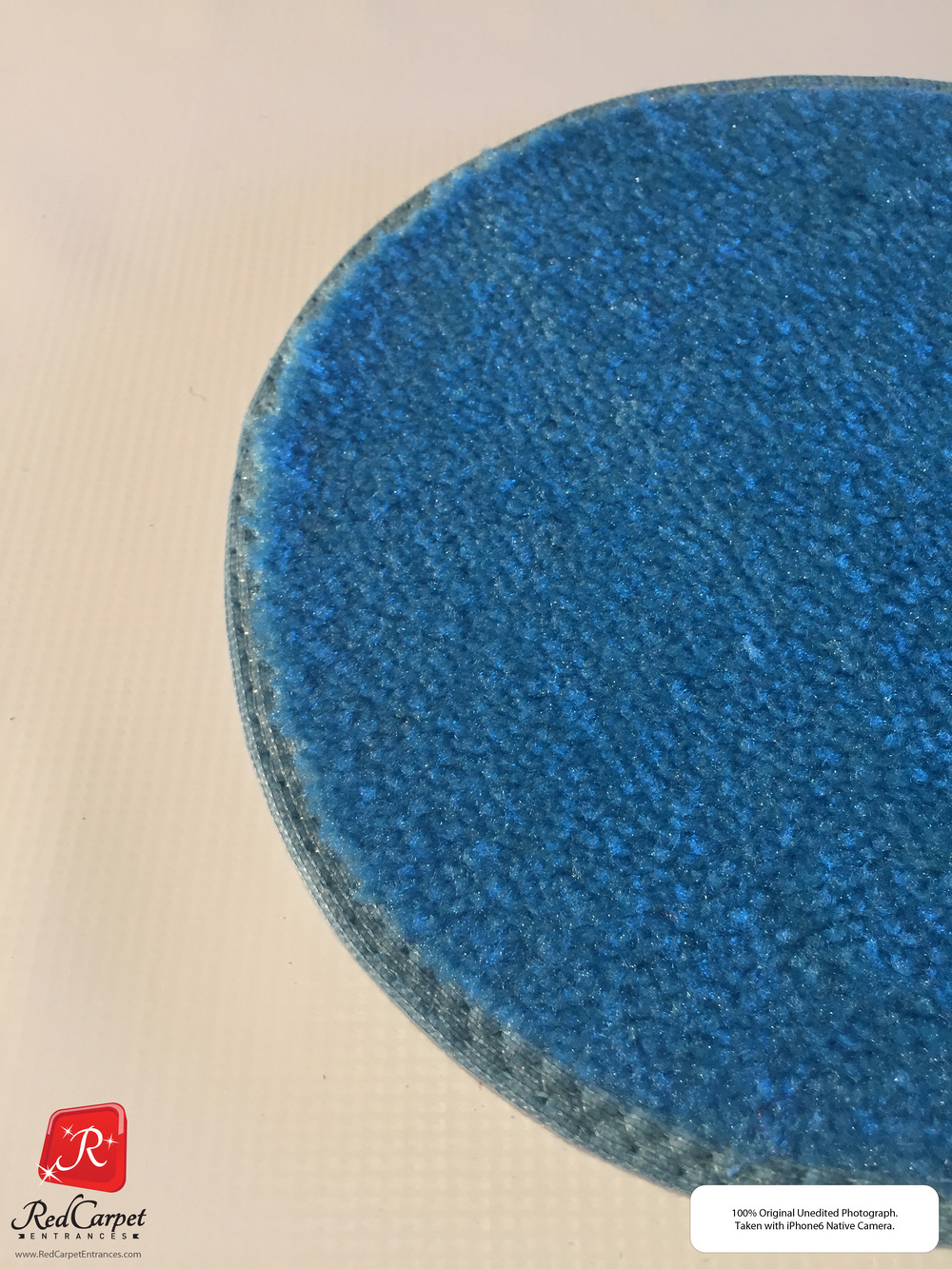 Event Carpets Light Blue