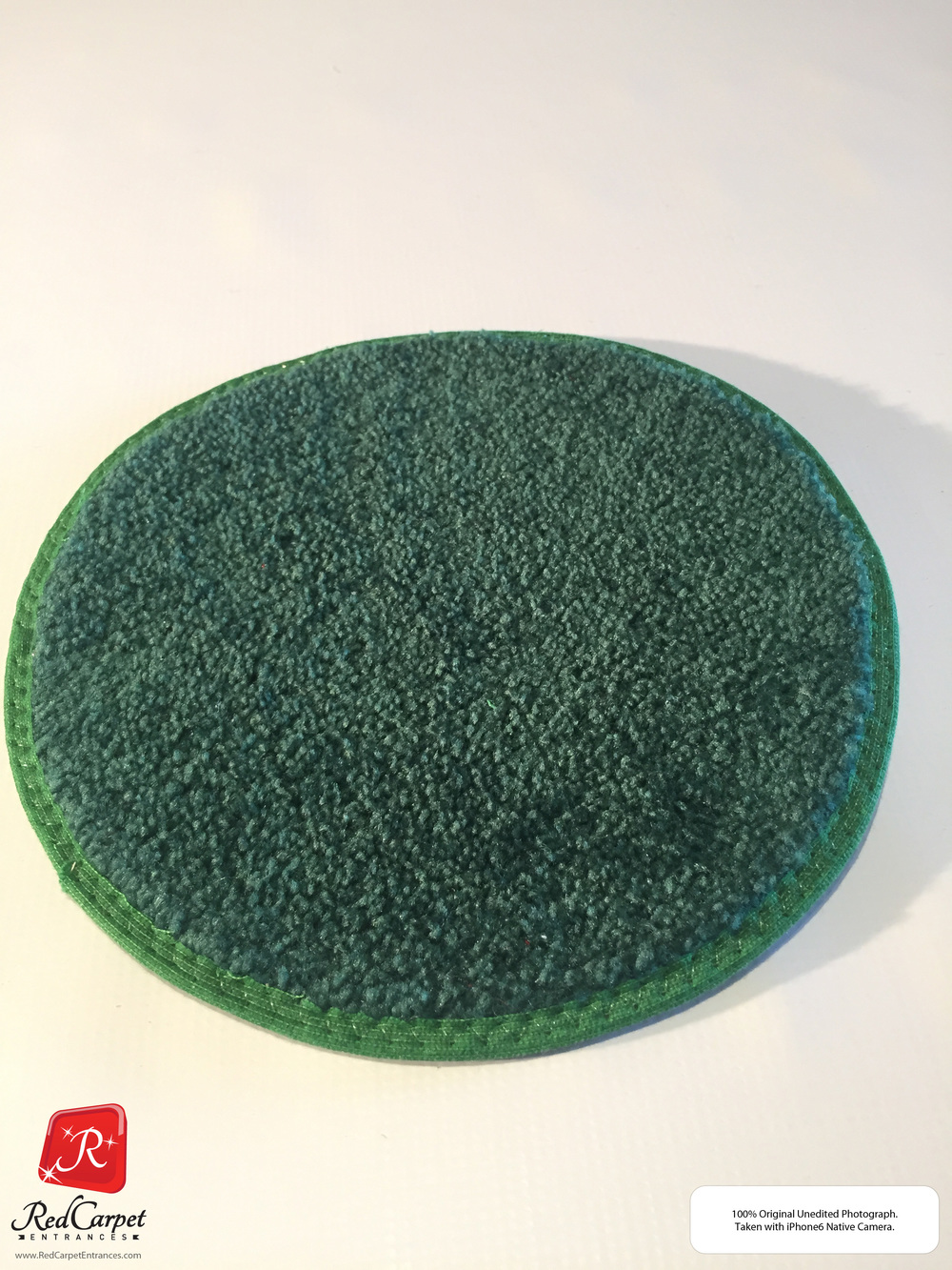 Green Event Rug