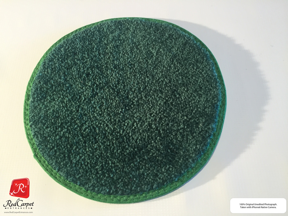Green Runner Carpets