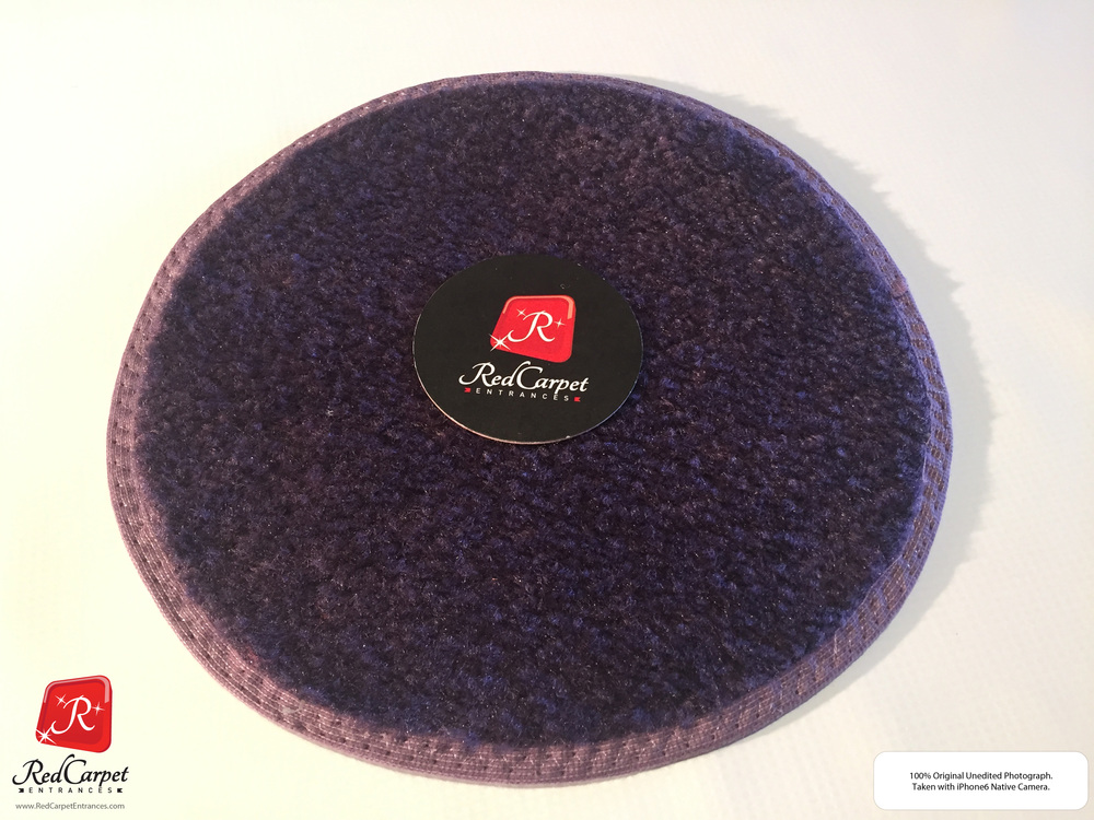 Purple Event Rug