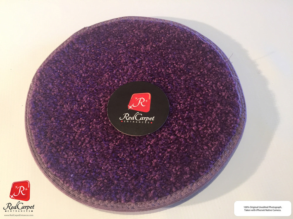Royal Purple Event Rug