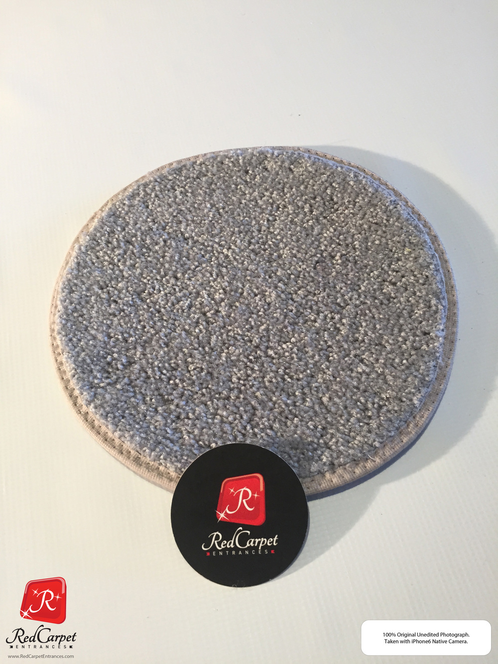 Light Gray Event Carpet
