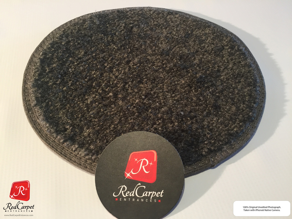 Dark Gray Carpet Runner