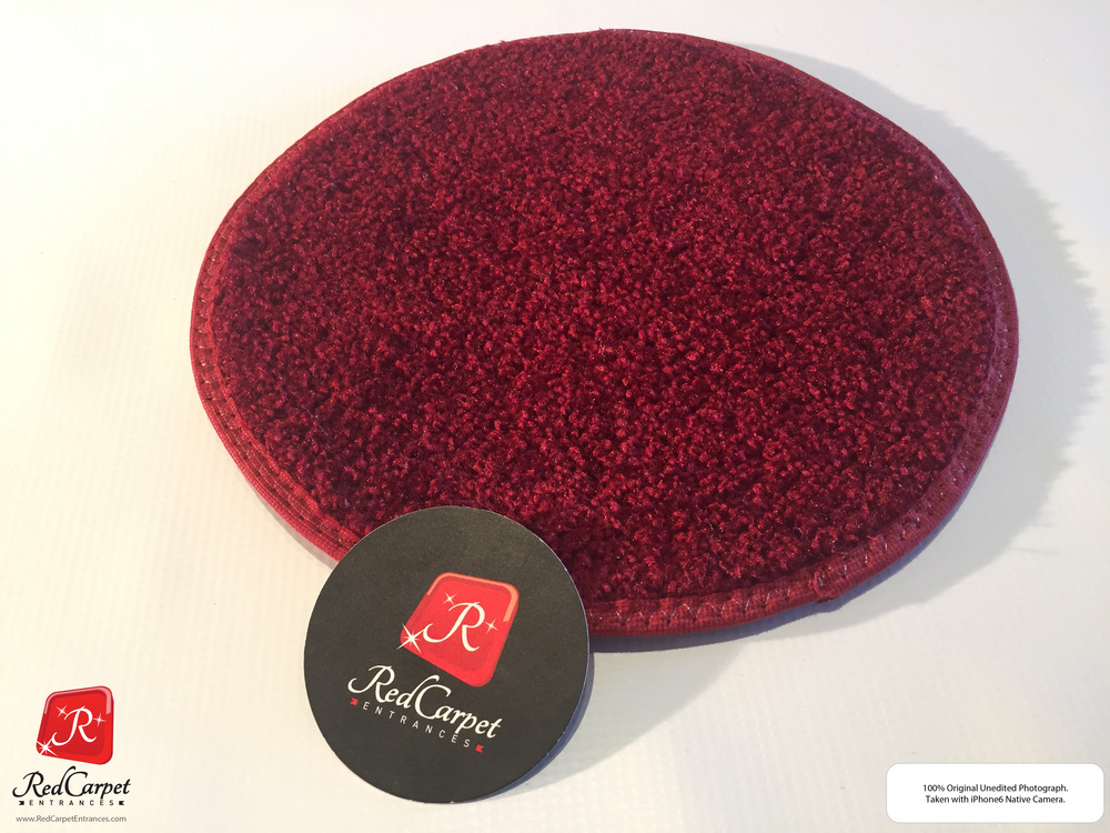 Dark Red Carpet Runner
